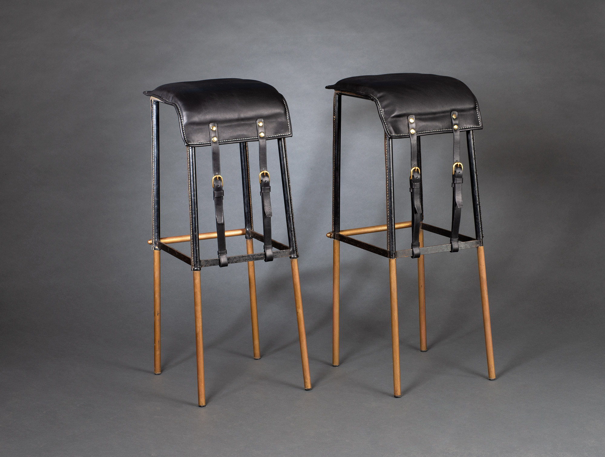 Prime Pair Of Stools 1940 Soubrier Rent Seats Stool 1940S Cjindustries Chair Design For Home Cjindustriesco