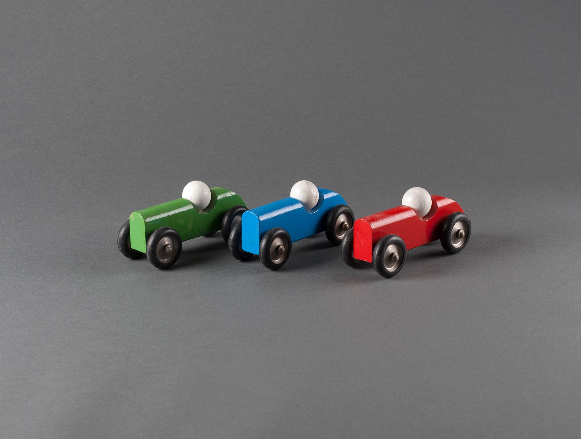 Race car Vilac Soubrier - Rent Deco objects Toy XXth
