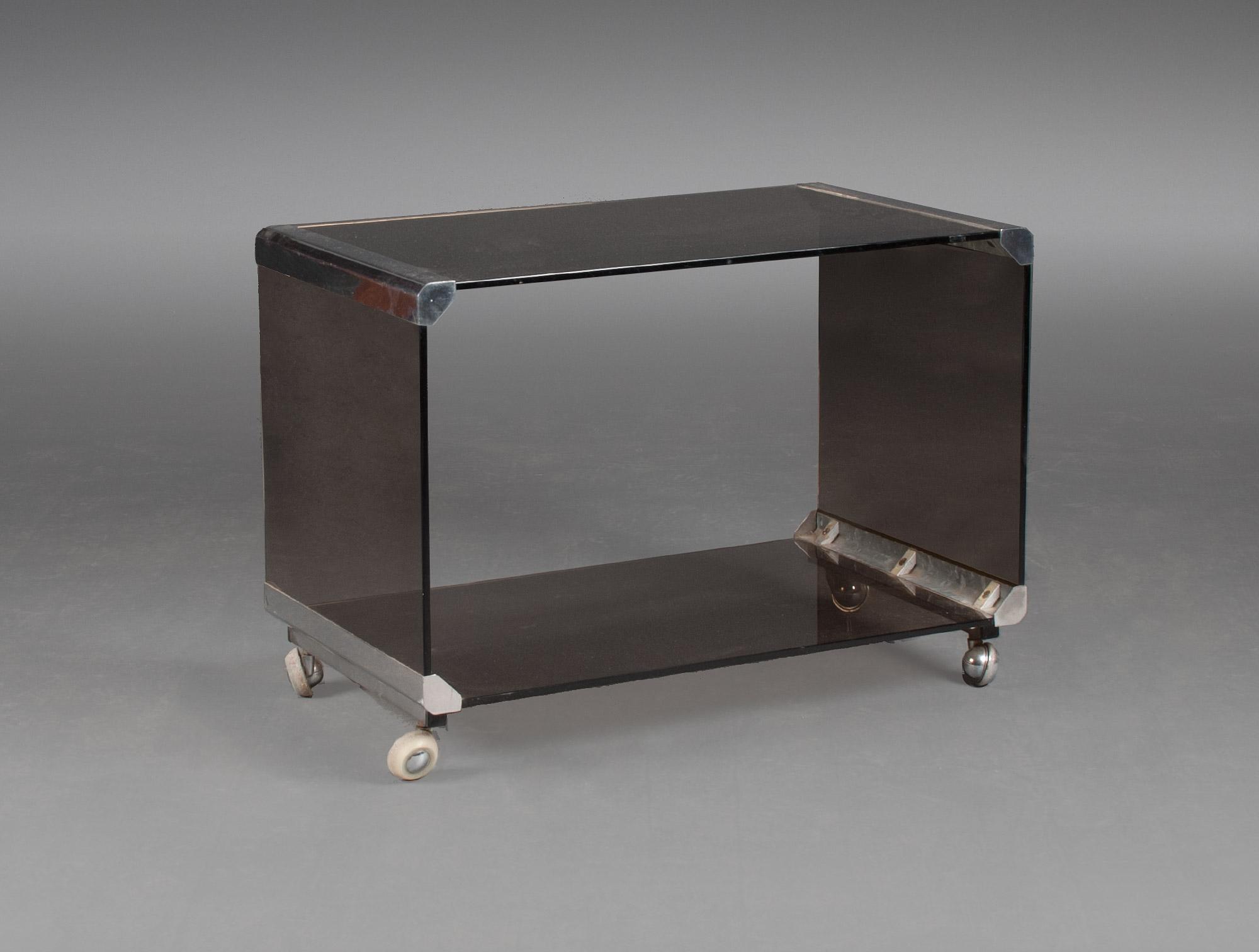 Petite Table Basse Roulante Soubrier Louer Tables Bureaux Table