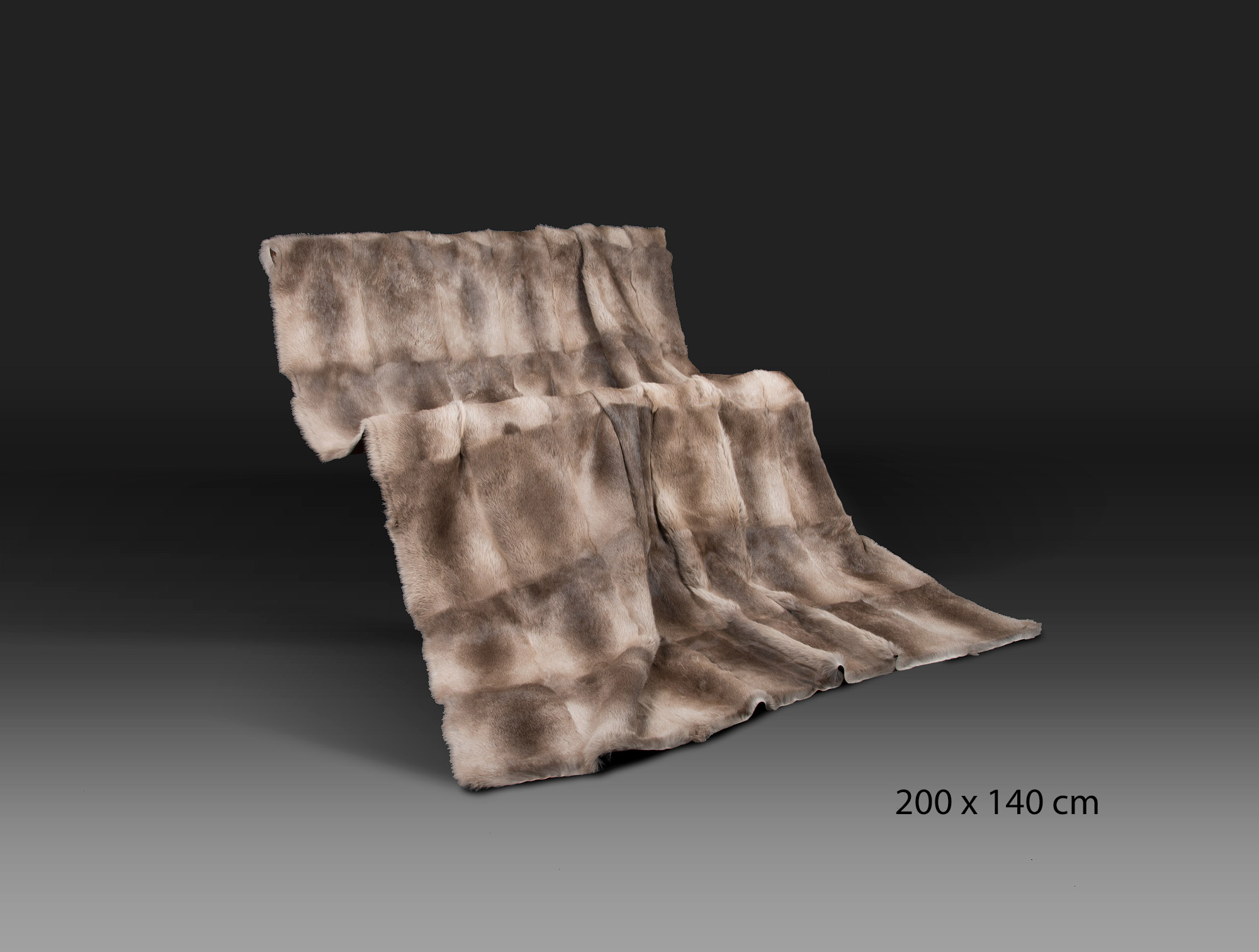 dessus de lit en fourrure soubrier louer tissus dessus de lit contemporain. Black Bedroom Furniture Sets. Home Design Ideas