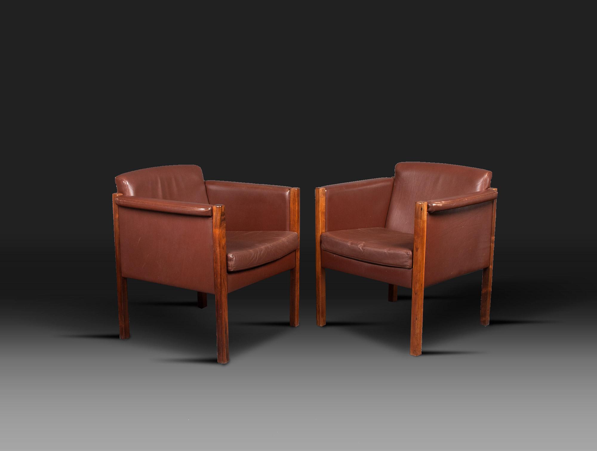 deux fauteuils modernes soubrier louer si ges fauteuil contemporain. Black Bedroom Furniture Sets. Home Design Ideas
