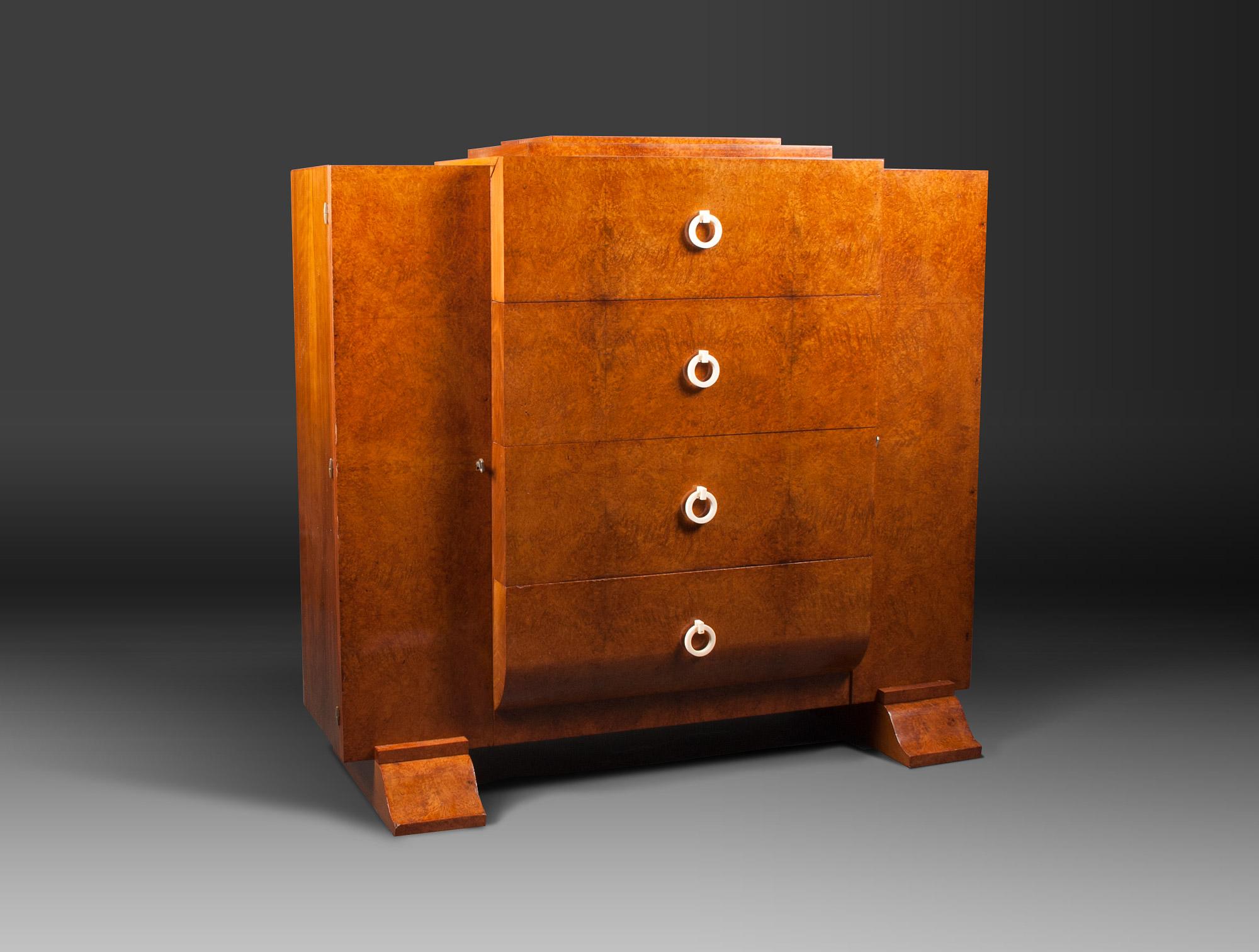 Meuble D Appui 1930 Soubrier Louer Rangements Commode Art Deco