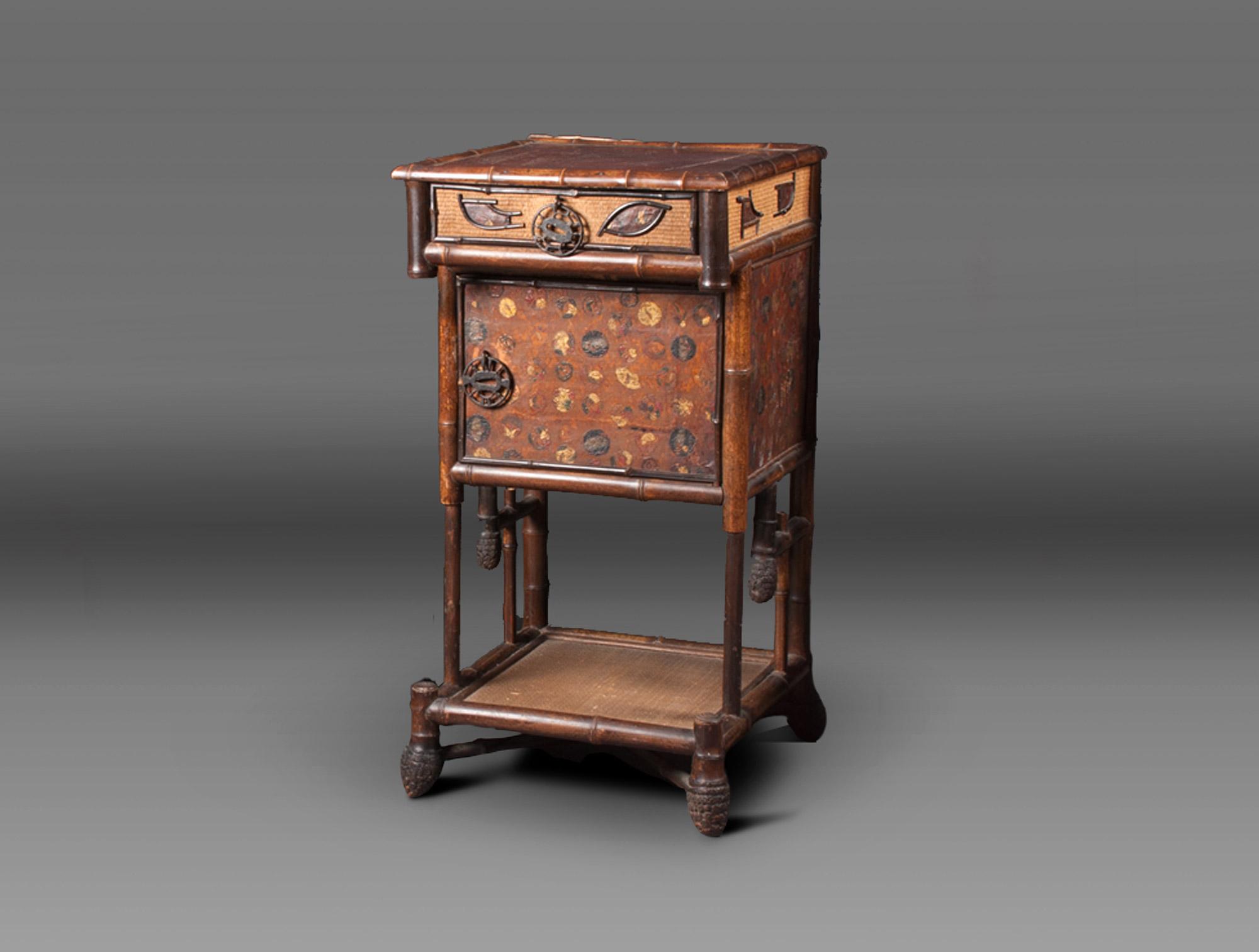 Chambre en bambou soubrier louer mobiliers chambre xxe for Chambre a coucher en bambou