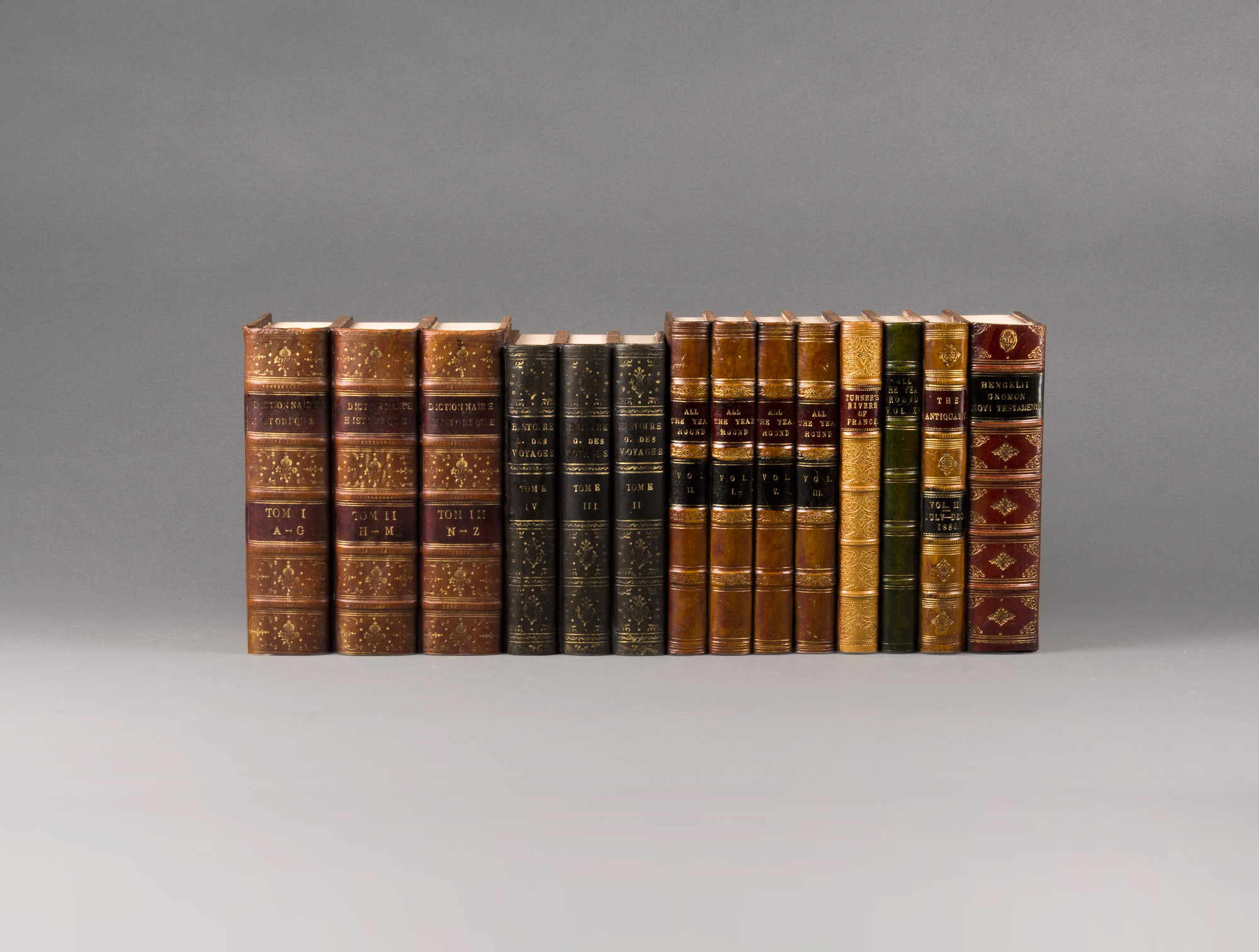faux livres anglais soubrier louer accessoires acc de bureau xixe. Black Bedroom Furniture Sets. Home Design Ideas