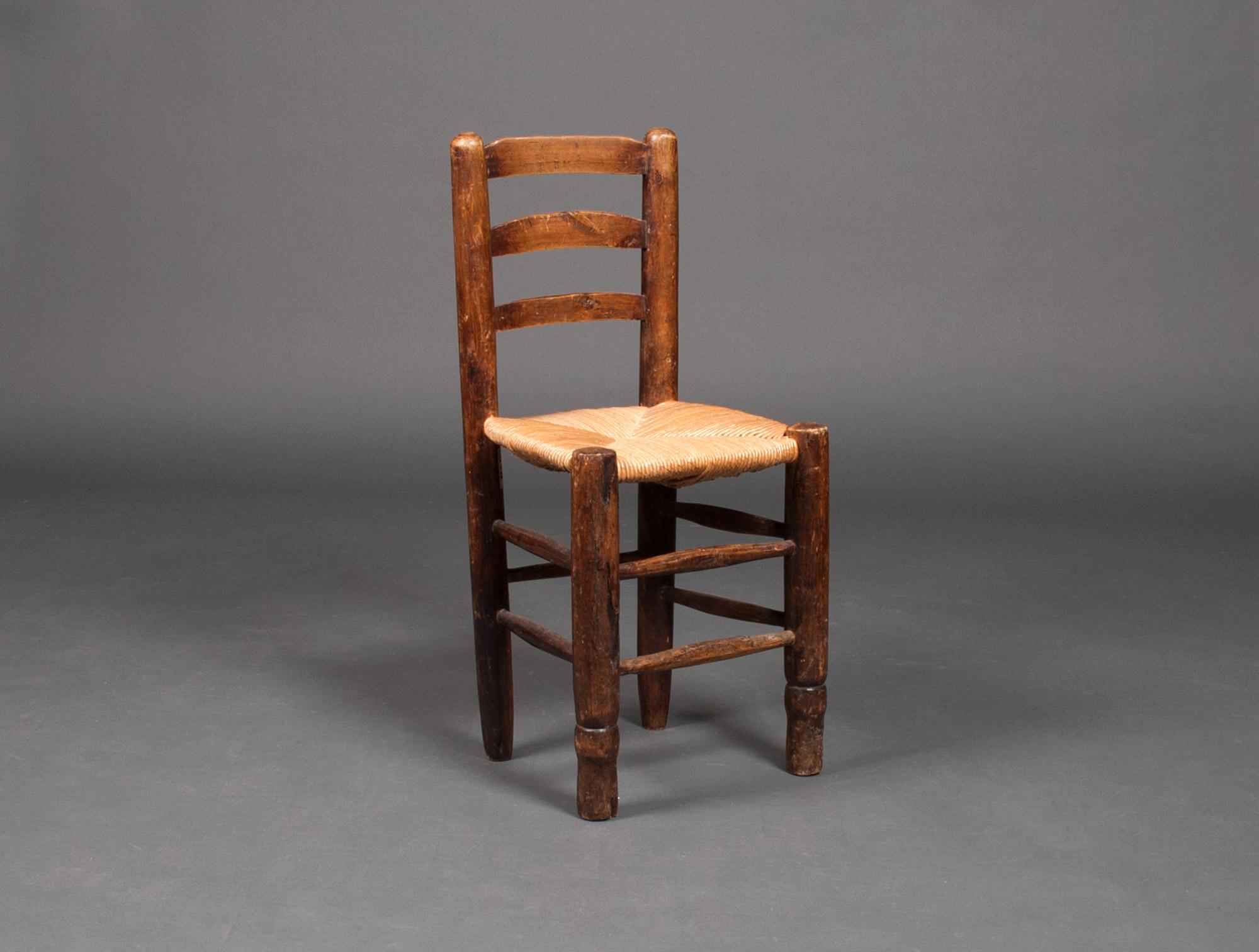 chaise d 39 glise soubrier louer si ges chaise xixe. Black Bedroom Furniture Sets. Home Design Ideas