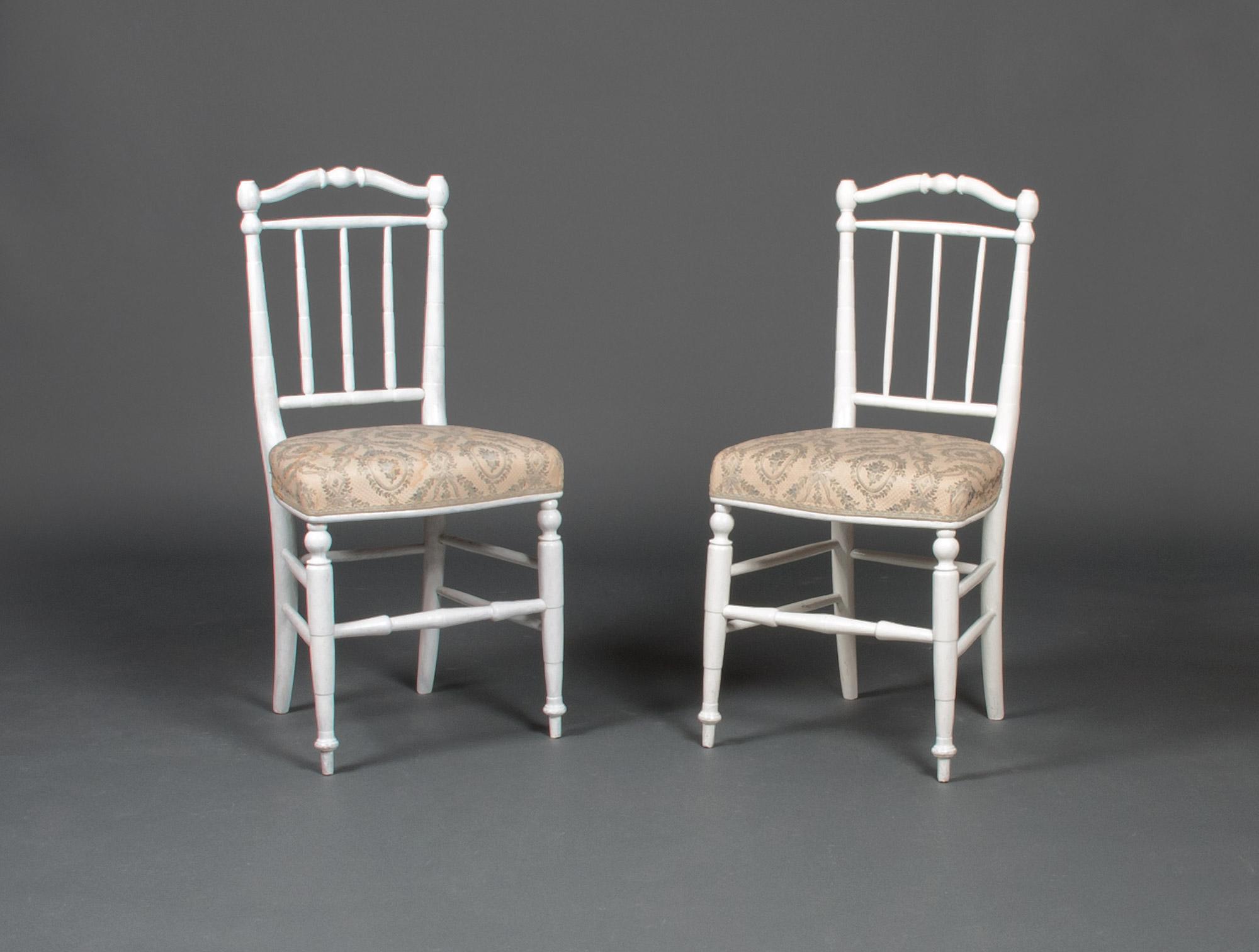 Chaises de salle de bain soubrier louer si ges chaise xixe for Chaise de salle de bain