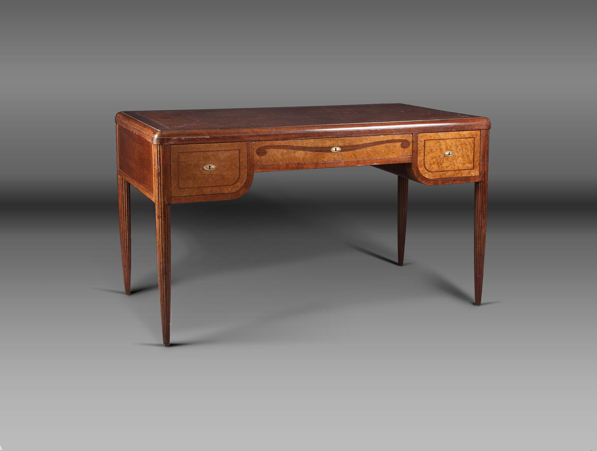 Petit Buffet Art Deco small office art deco soubrier - rent tables/desk desk art deco