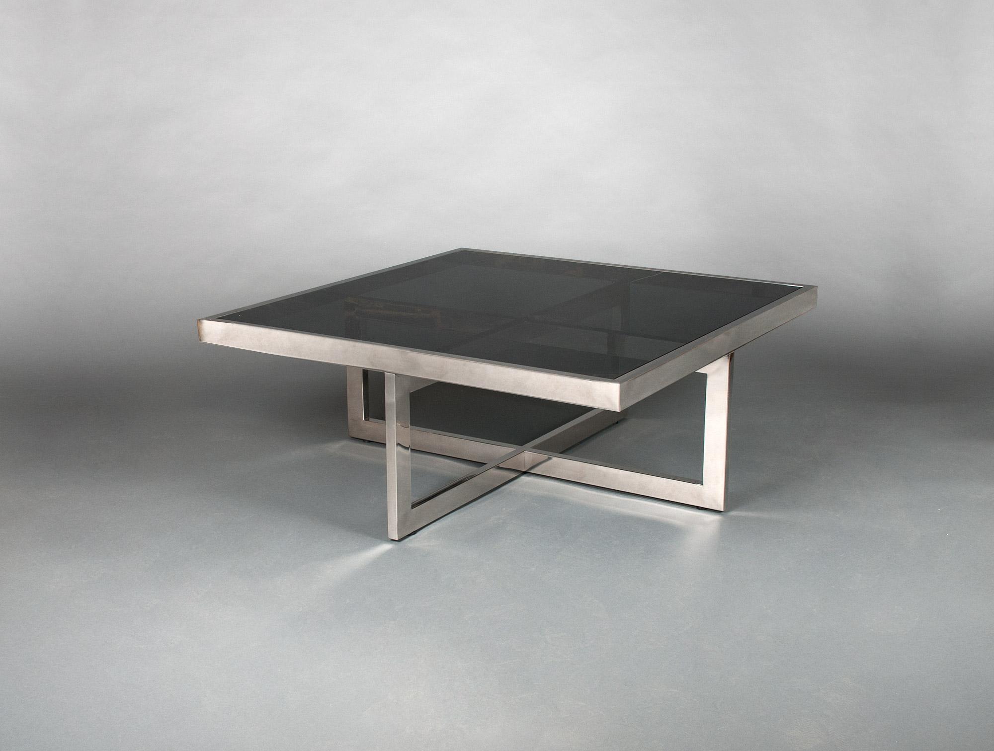 grande table basse soubrier louer tables bureaux table basse xxe. Black Bedroom Furniture Sets. Home Design Ideas