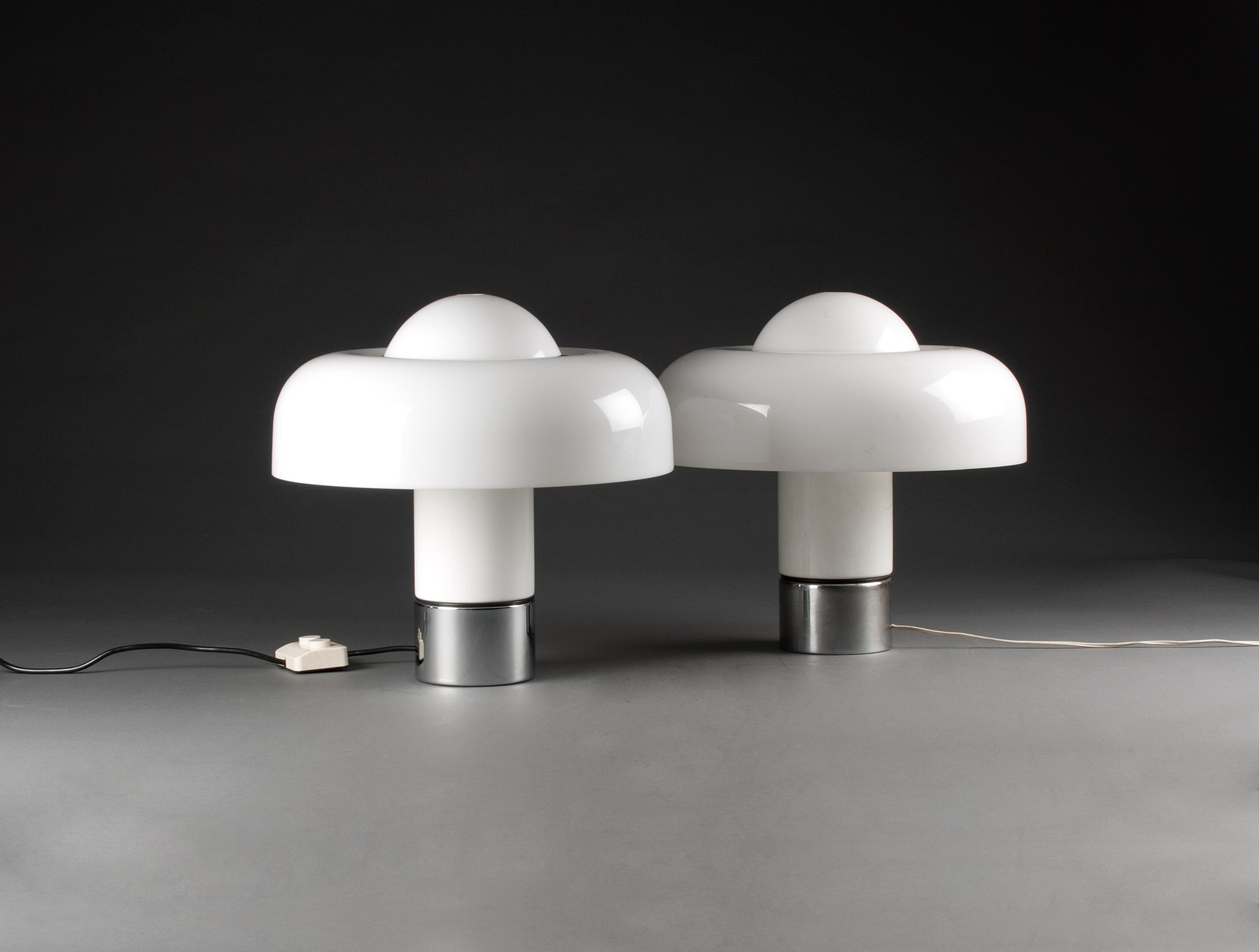 Pair Of Lamps Brumbury Soubrier Rent Lamps Lamp Xxth