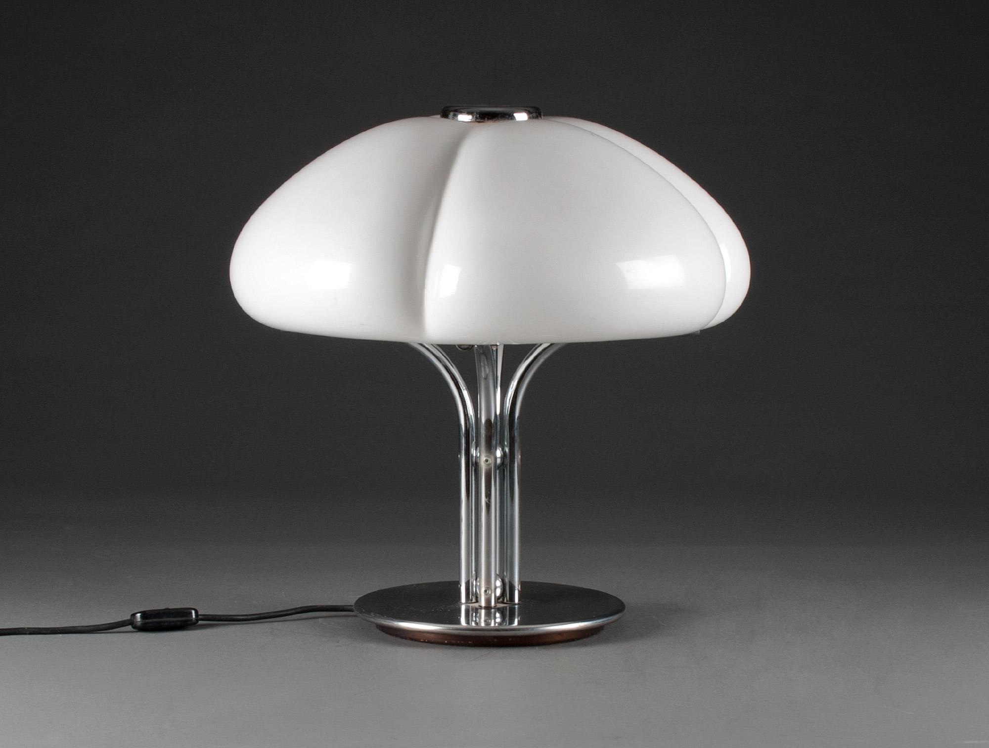 Lampe Quadrifoglio 1970 Soubrier Louer Luminaires Lampe Xxe