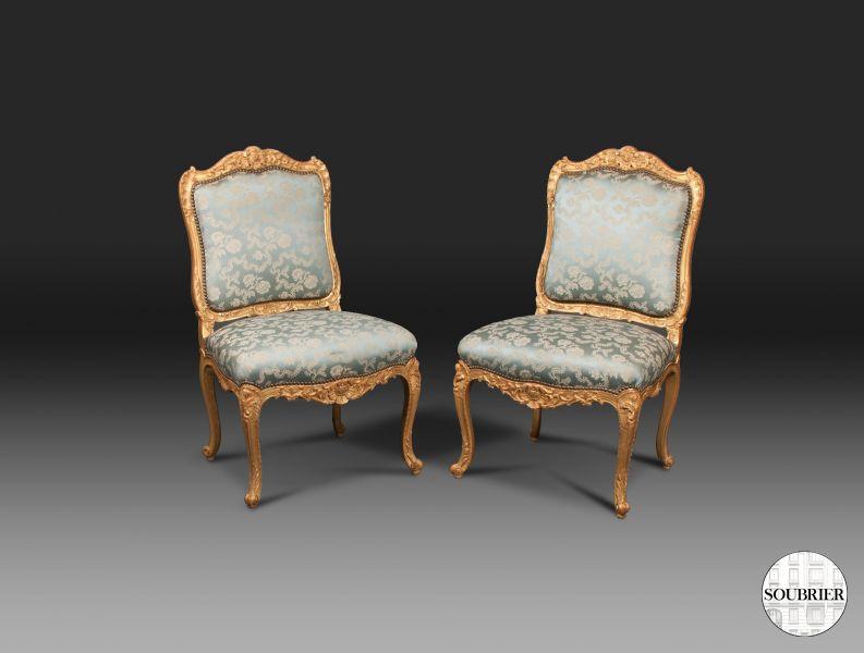 salon bleu et dor louis xv soubrier louer si ges salon xviiie. Black Bedroom Furniture Sets. Home Design Ideas