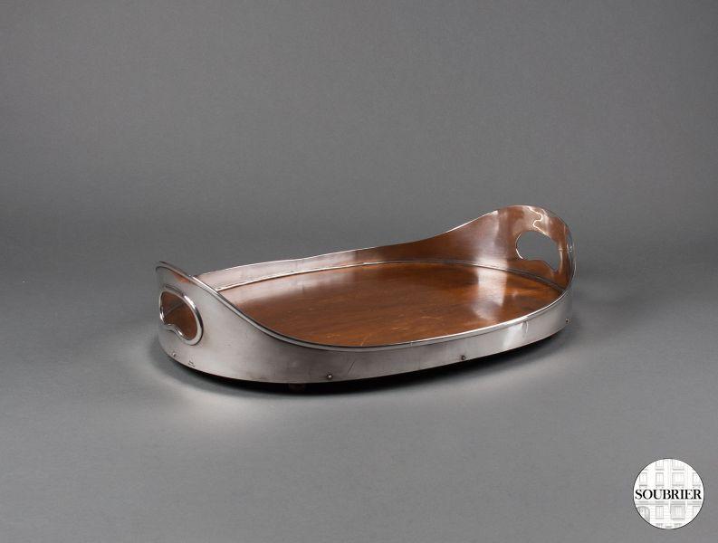 plateau ovale soubrier louer accessoires acc de la table xxe. Black Bedroom Furniture Sets. Home Design Ideas