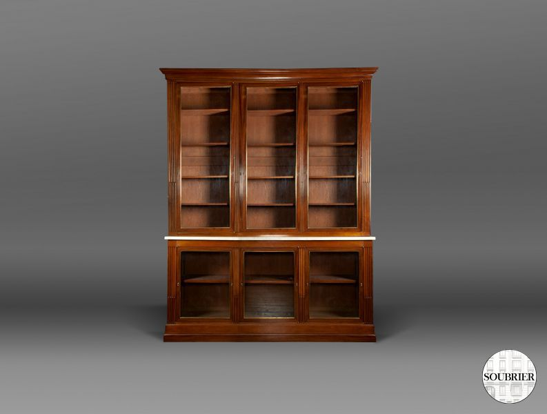 Louis XVI bookcase