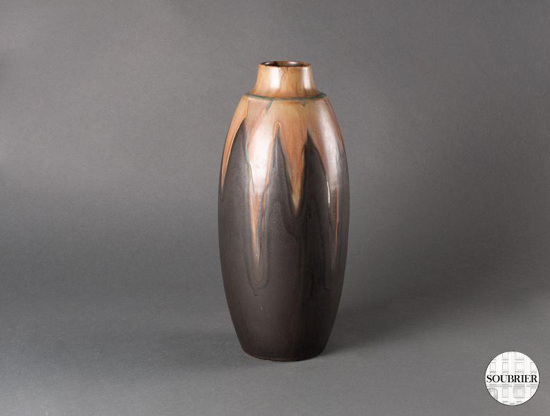 Oblong Vase Soubrier Rent Deco Objects Vase Xxth