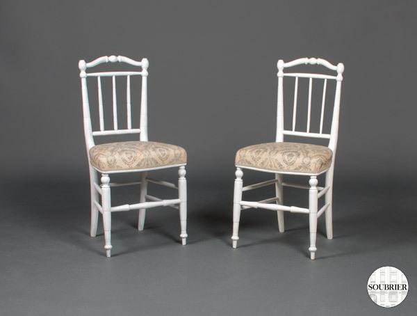 Chaises de salle de bain soubrier louer si ges chaise xixe - Chaise de salle de bain ...