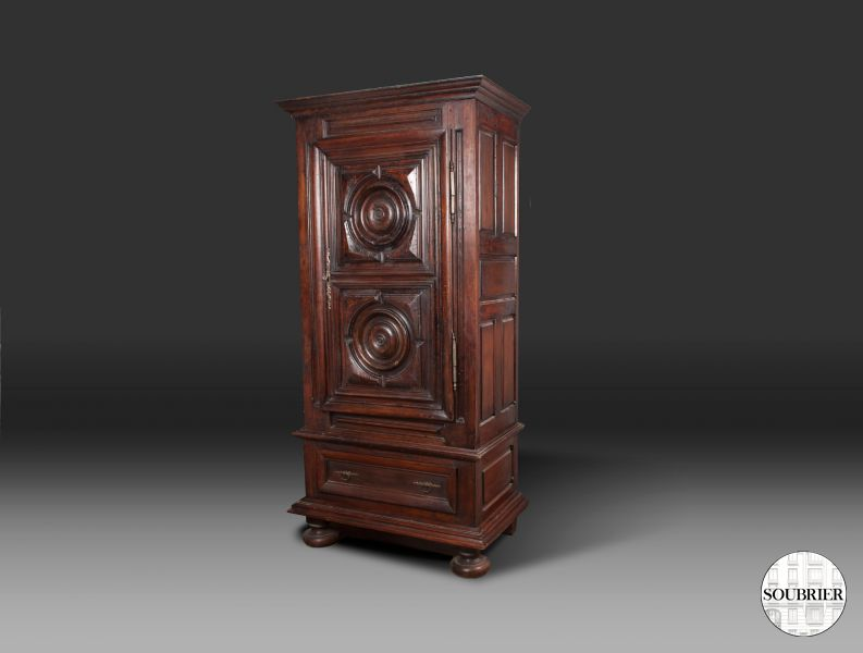 one door armoire