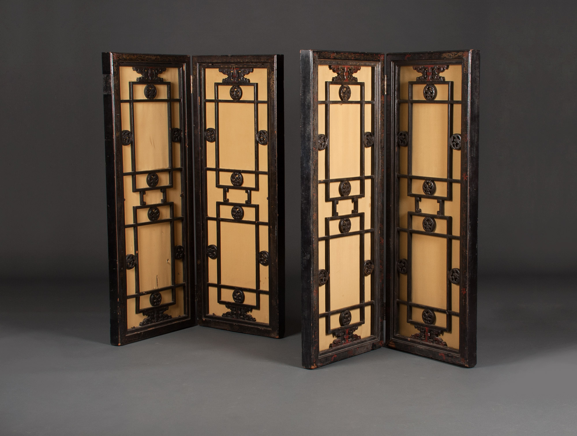 paravents chinois. Black Bedroom Furniture Sets. Home Design Ideas