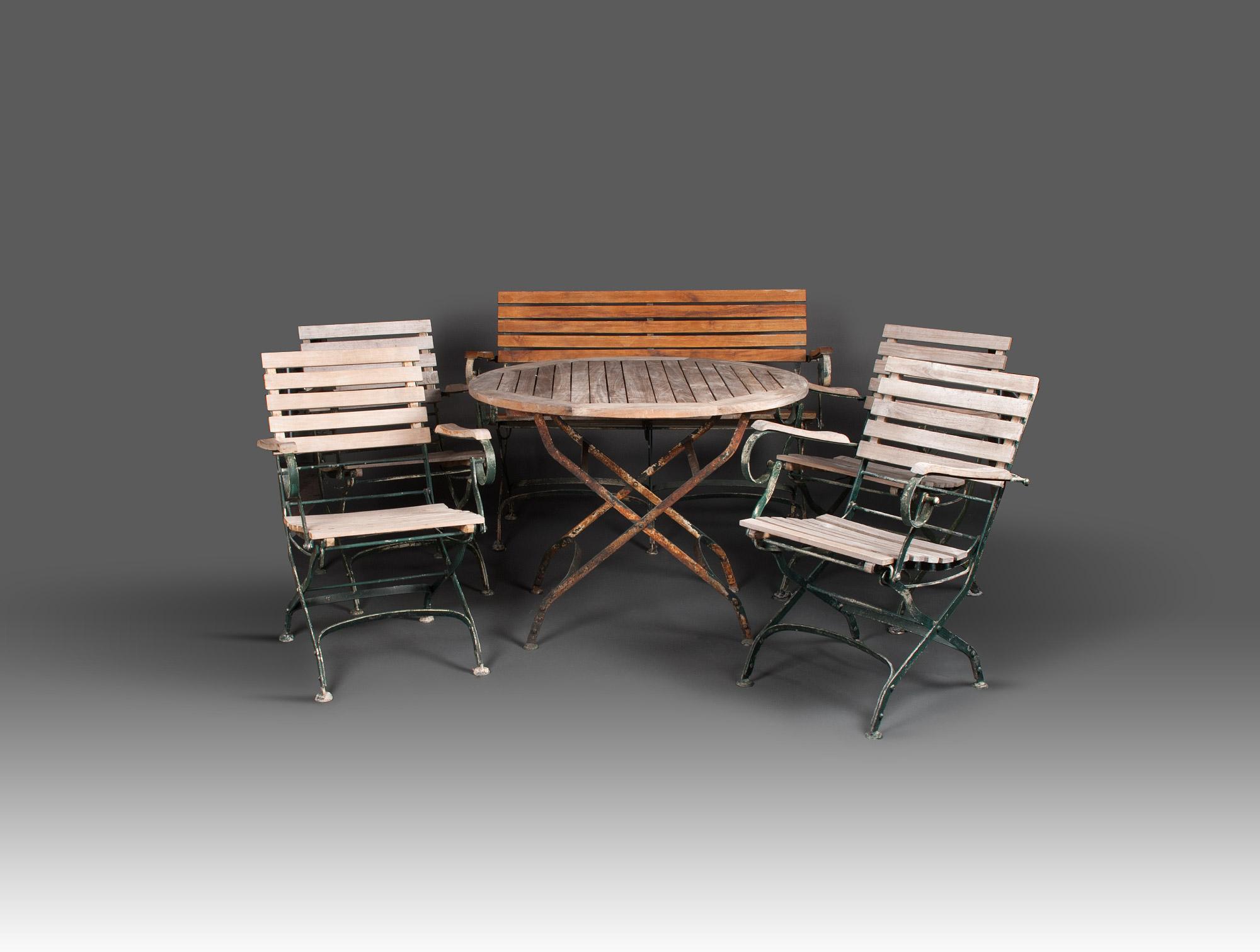 Table De Jardin Xixe Soubrier Louer Mobiliers Meuble De