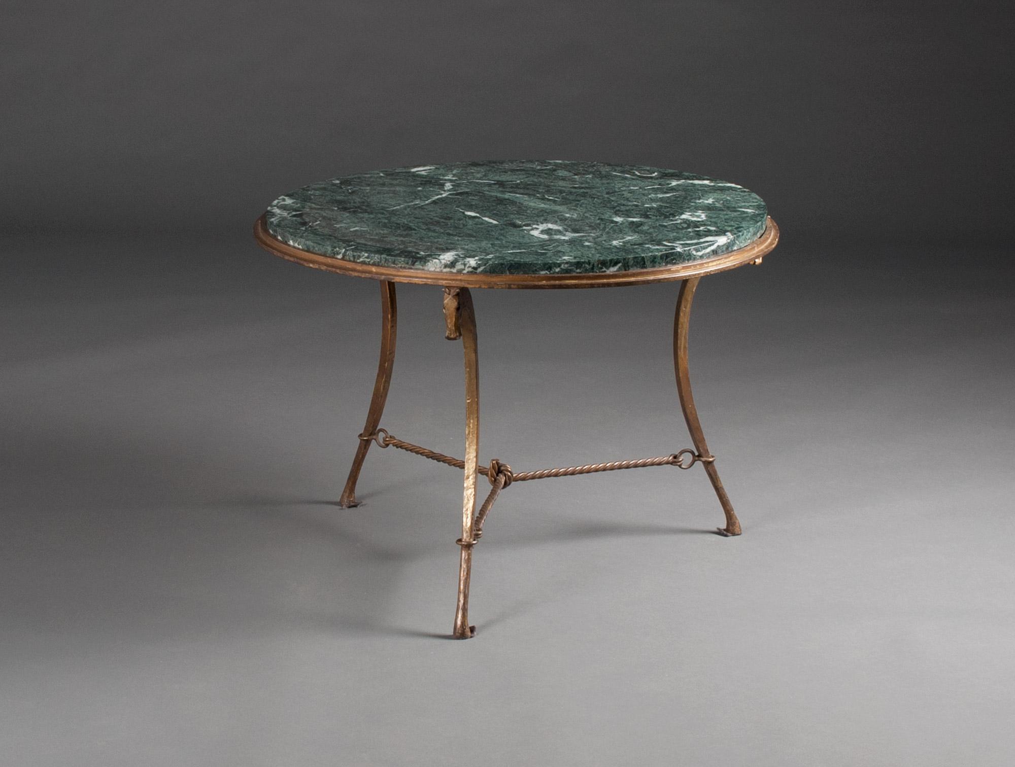 Super Pedestal Wrought Iron And Slate Soubrier Rent Tables Desk Beatyapartments Chair Design Images Beatyapartmentscom